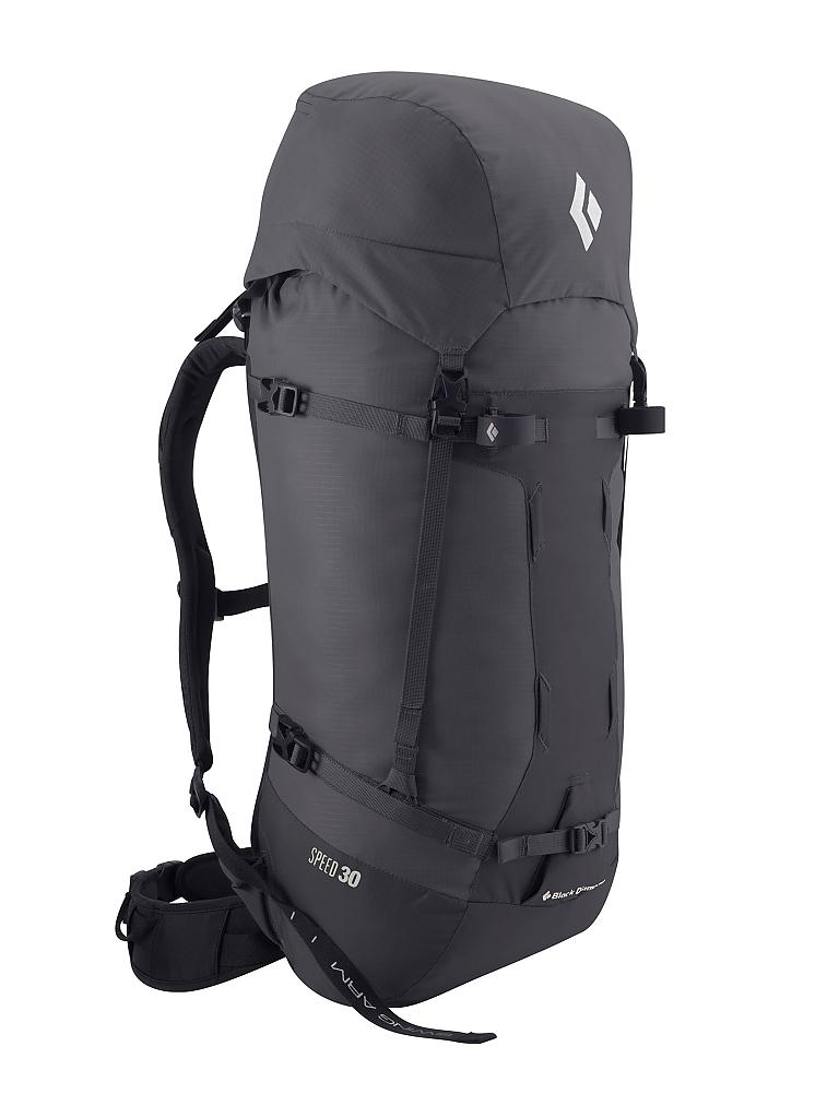 BLACK DIAMOND | Alpinrucksack Speed 30 | grau