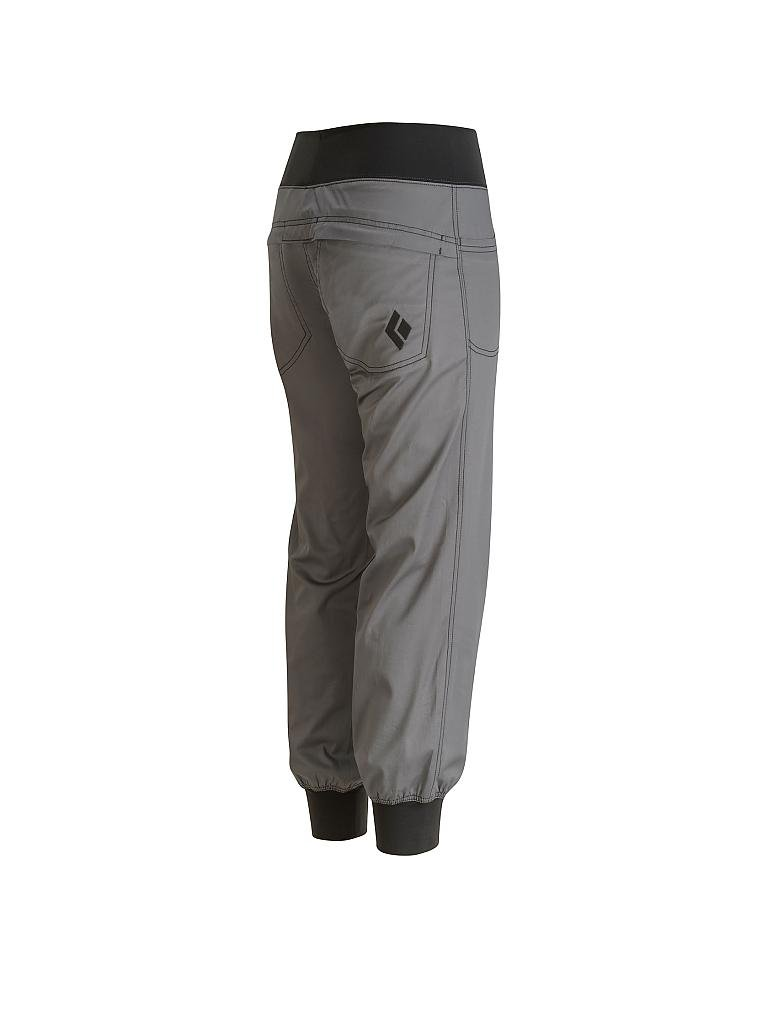 BLACK DIAMOND | Damen Kletterhose Notion | grau
