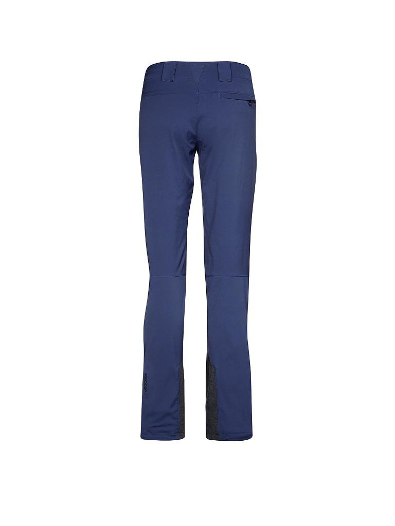 BLACK DIAMOND | Damen Tourenhose Dawn Patrolt | blau