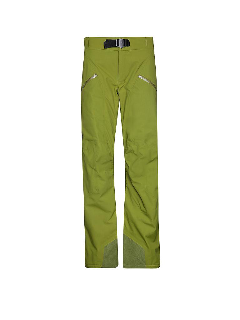 BLACK DIAMOND | Damen Tourenhose Zone Shell GTX PRL | grün