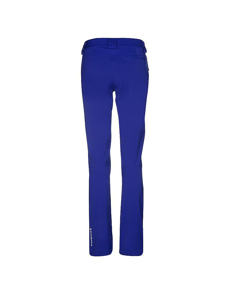 BLACK DIAMOND | Damen Wanderhose Dawn Patrol LT | blau