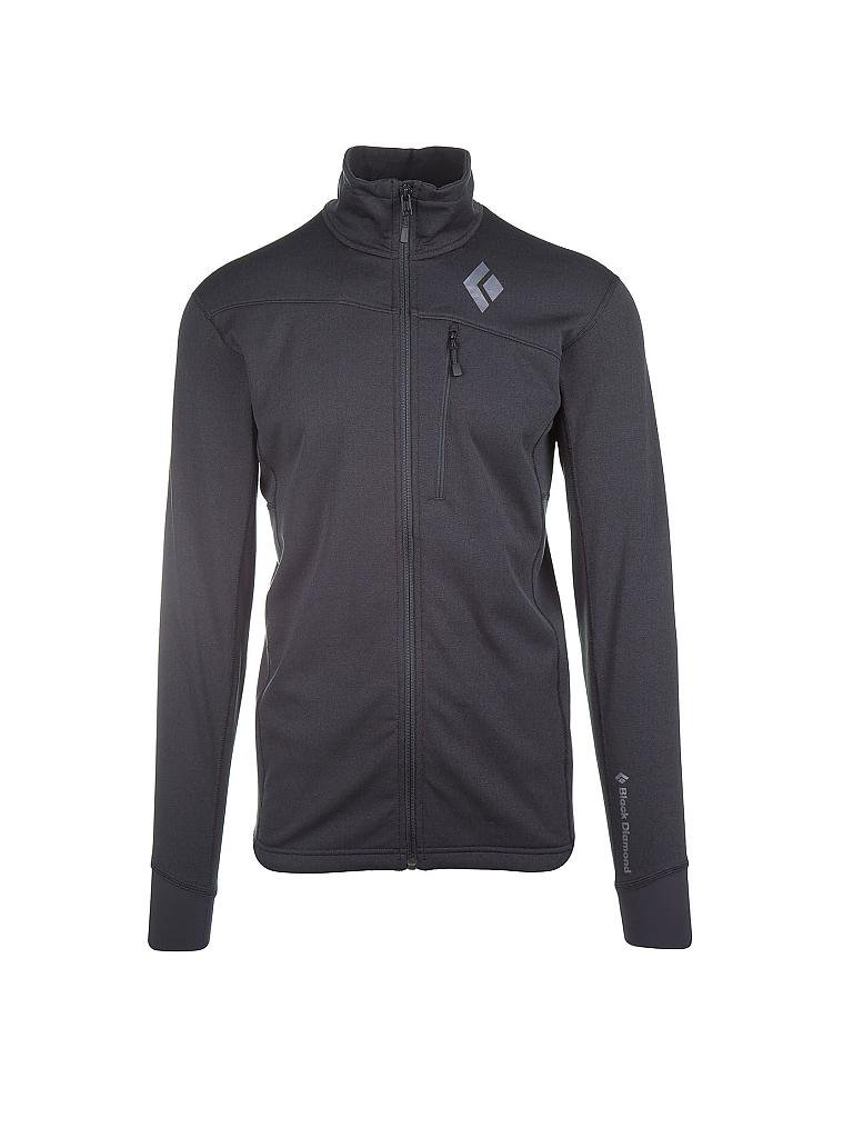 BLACK DIAMOND | Herren Fleecejacke Coefficient PT | schwarz