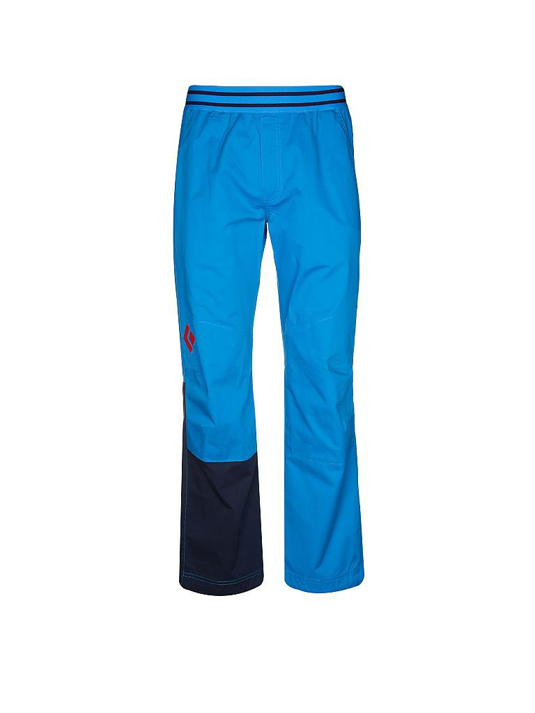 BLACK DIAMOND | Herren Kletterhose Notion | blau