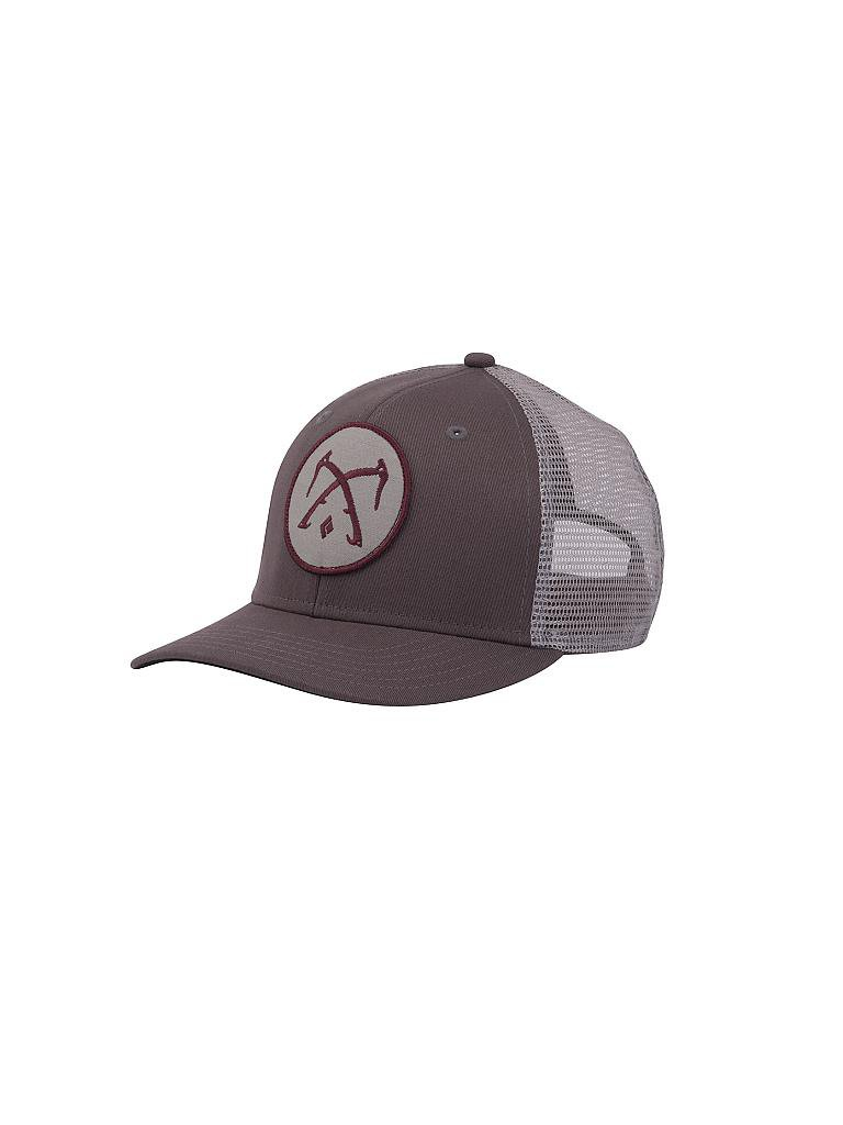 BLACK DIAMOND | Kletterkappe Trucker | grau