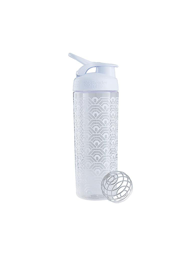 BLENDER BOTTLE | SportMixer® Signature Sleek 820ml | weiß