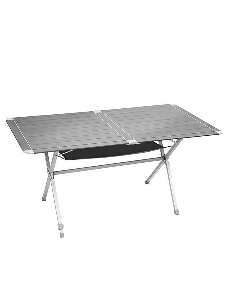 brunner campingtisch mercury gapless 4 grau. Black Bedroom Furniture Sets. Home Design Ideas