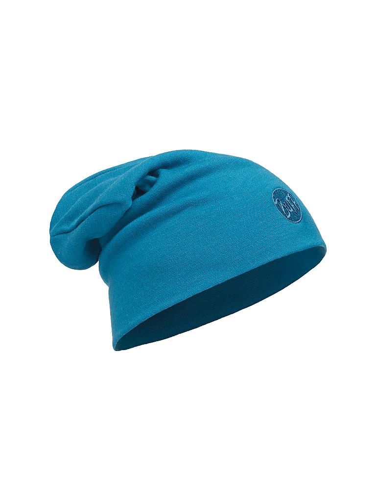 BUFF | Haube O-Hat Merino Wool Thermal | petrol