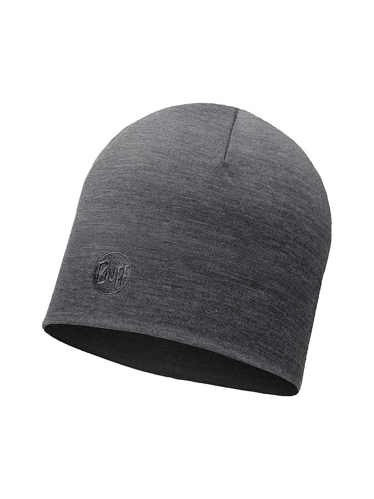 BUFF | Haube O-Hat Merino Wool Thermal | grau