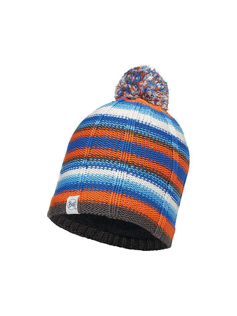 BUFF | Kinder Haube O-Hat Child Lad | blau