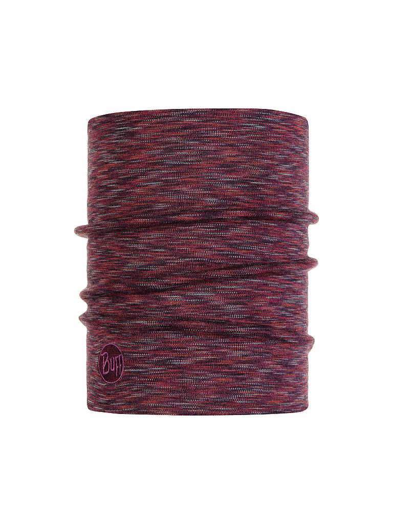 BUFF | Multifunktionstuch Heavyweight Merino | rot