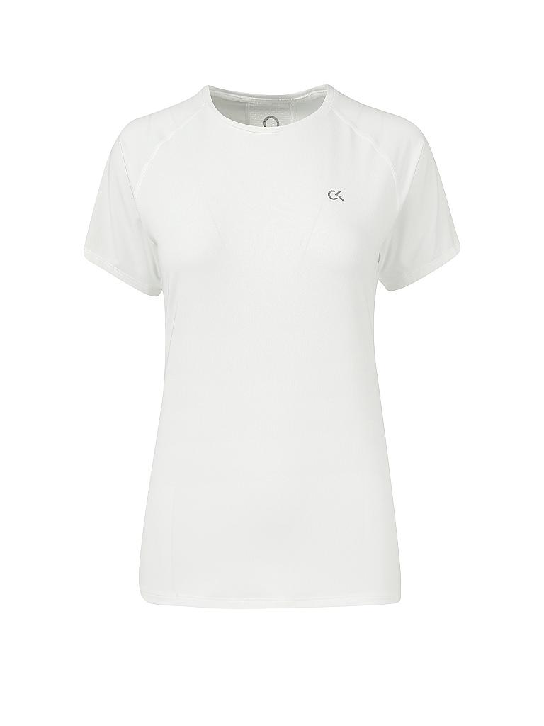 CK PERFORMANCE | Damen Fitness-Shirt Basic | weiß