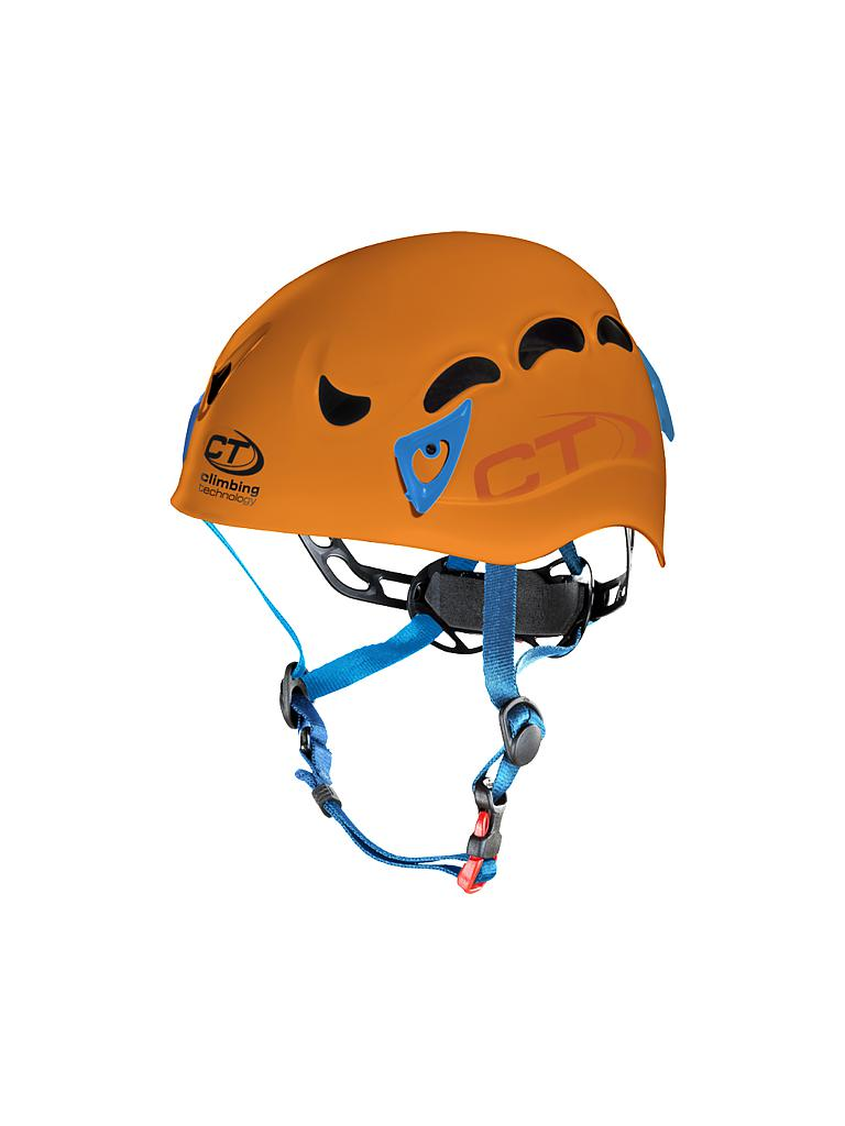 CLIMBING TECHNO | Kletterhelm Galaxy | orange