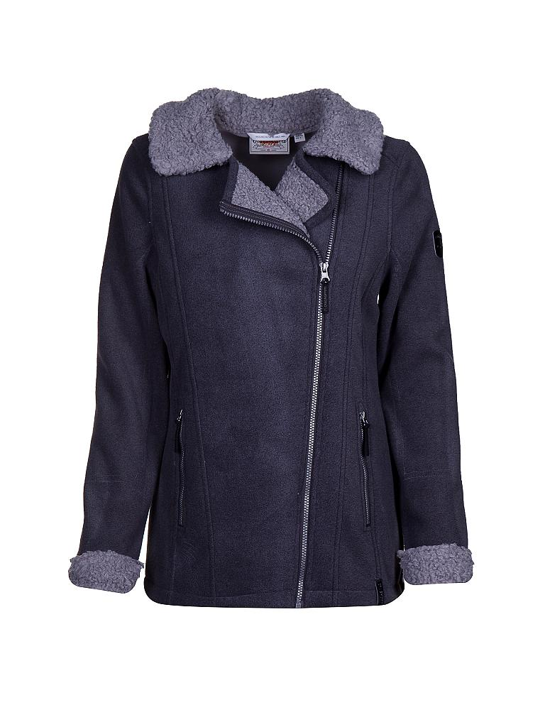 CRAGHOPPERS | Damen Fleecejacke Braidley | grau