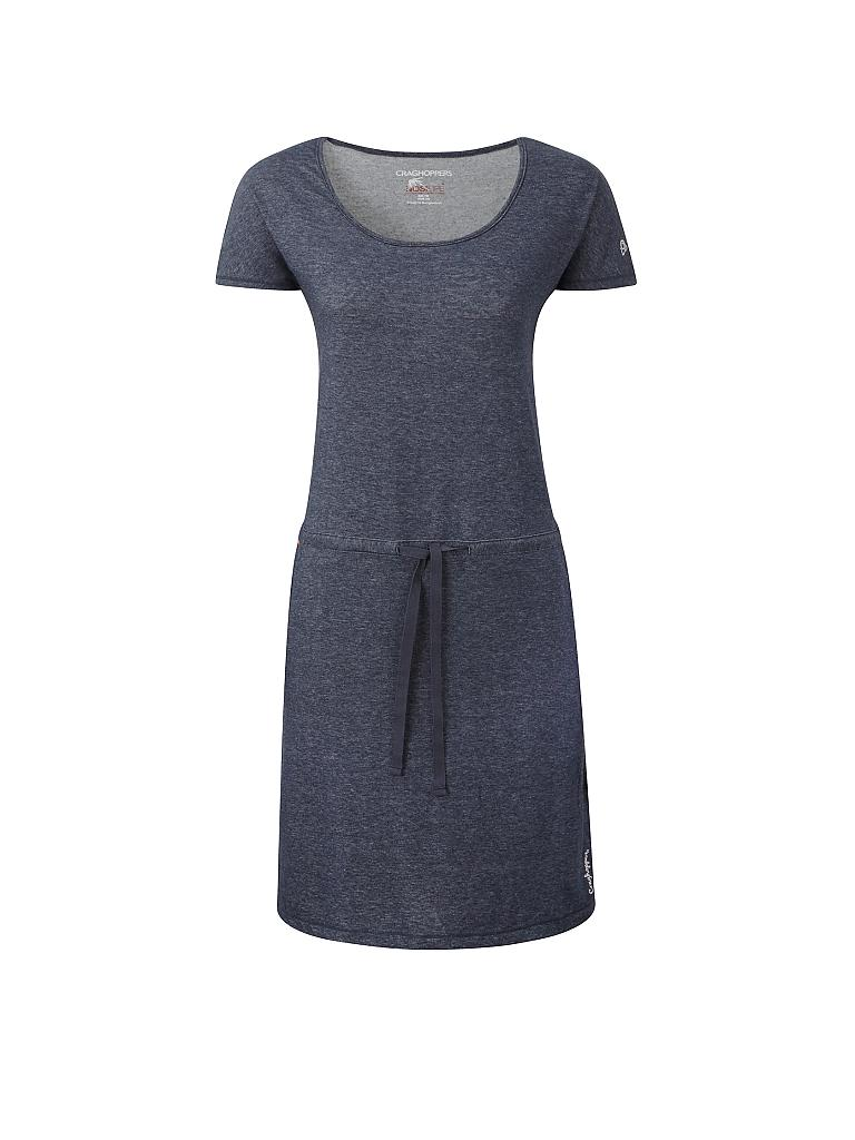 CRAGHOPPERS | Damen Kleid Nosilife Bailly | blau