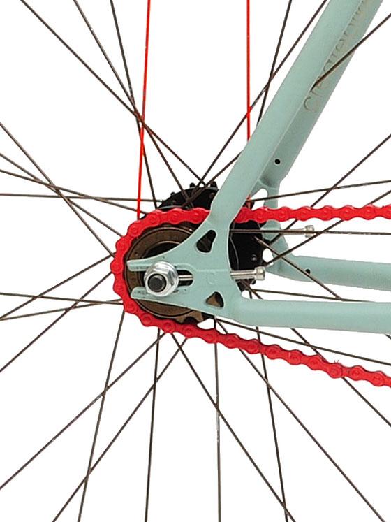Create Bikes Herren Urban Fahrrad Grun