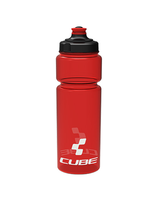 CUBE | Trinkflasche Icon 25oz | rot