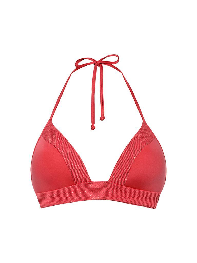d448e1b41ba1a Damen Bikinioberteil Ocean Coral Red
