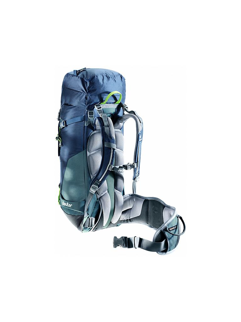 DEUTER | Alpinrucksack Guide 35+ | blau