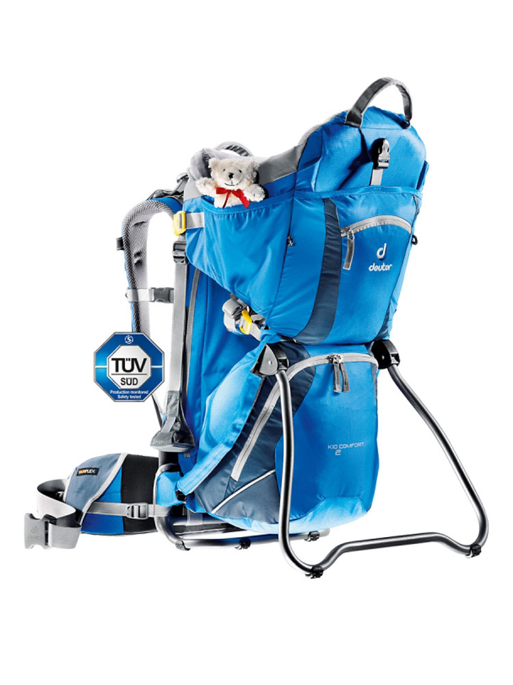 DEUTER | Kindertrage Kid Comfort II | blau