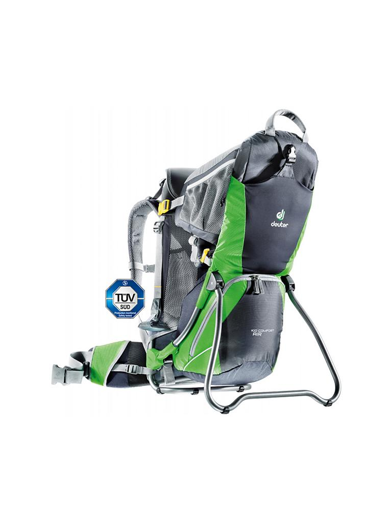 DEUTER | Kindertrage Kid Komfort Air | grau