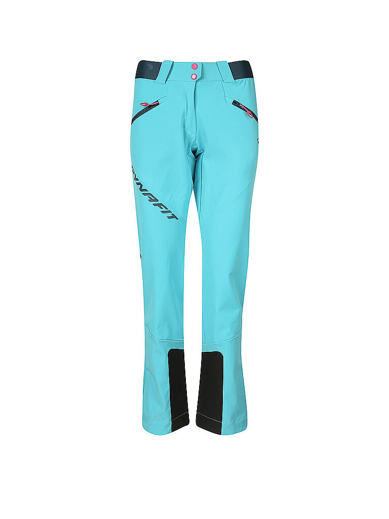 DYNAFIT | Damen Tourenhose TLT Touring Dynastretch | blau