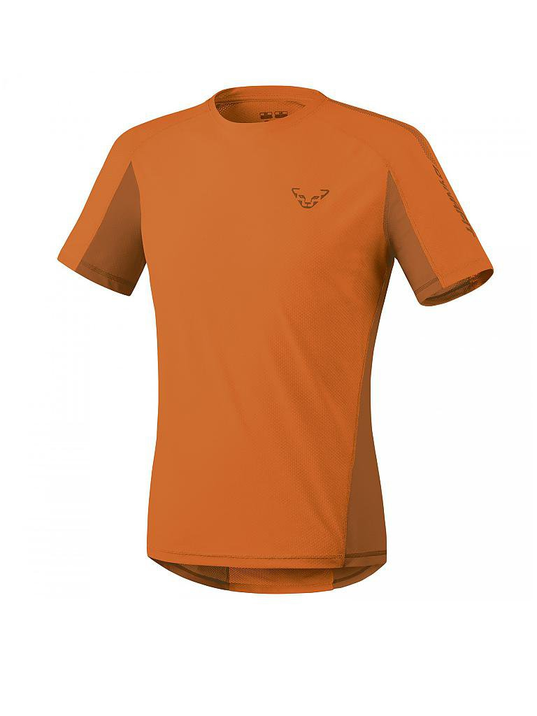 DYNAFIT | Herren Funktionsshirt Enduro | orange