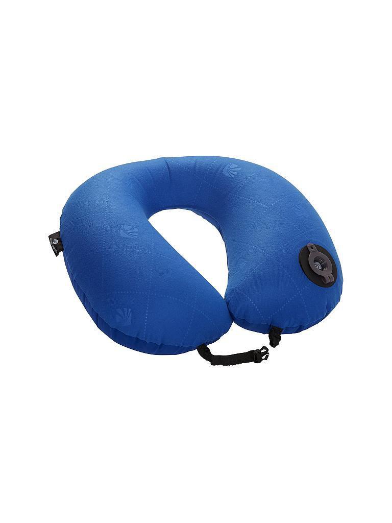 Eagle Creek Reisekissen Exhale Neck Pillow Blau