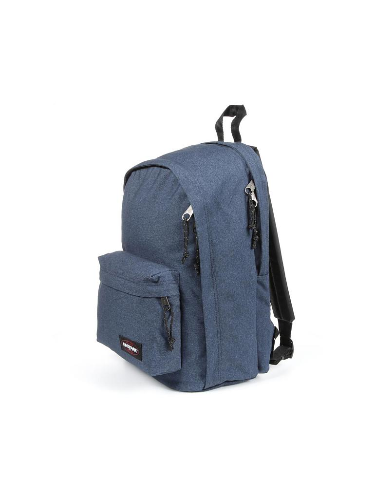 eastpak rucksack back to work blau. Black Bedroom Furniture Sets. Home Design Ideas
