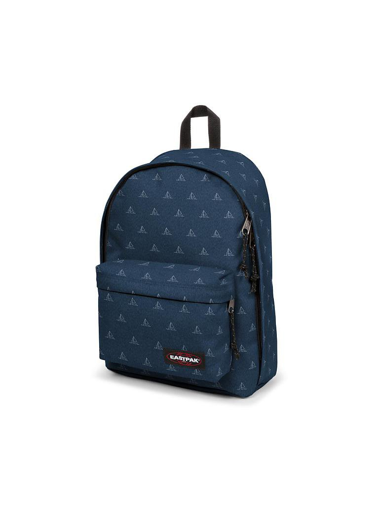 eastpak rucksack out of office blau. Black Bedroom Furniture Sets. Home Design Ideas