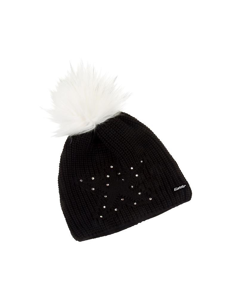 Eisbär Damen Mütze CHANTAL LUX CRYSTAL grau