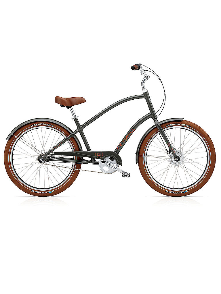 "ELECTRA | Retrobike 26"" Townie Balloon 7i EQ 2017 