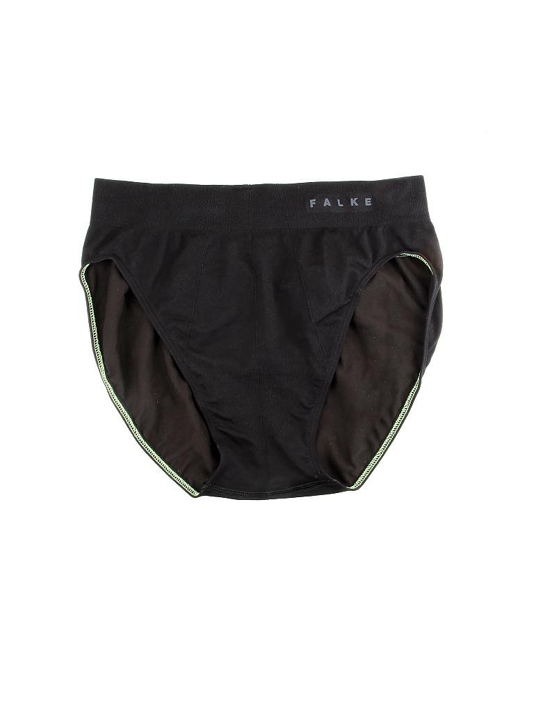 FALKE | Herren Slip Tight Fit Warm | schwarz