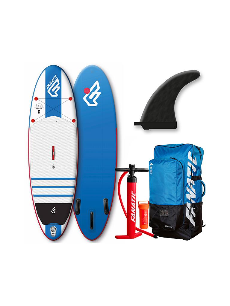 FANATIC | SUP Board Fly Air 10.4 | schwarz