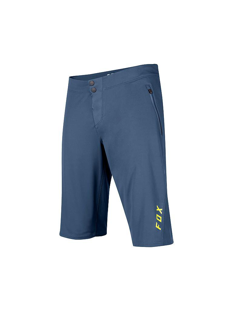 FOX | Herren Bikeshort Attack Water | blau