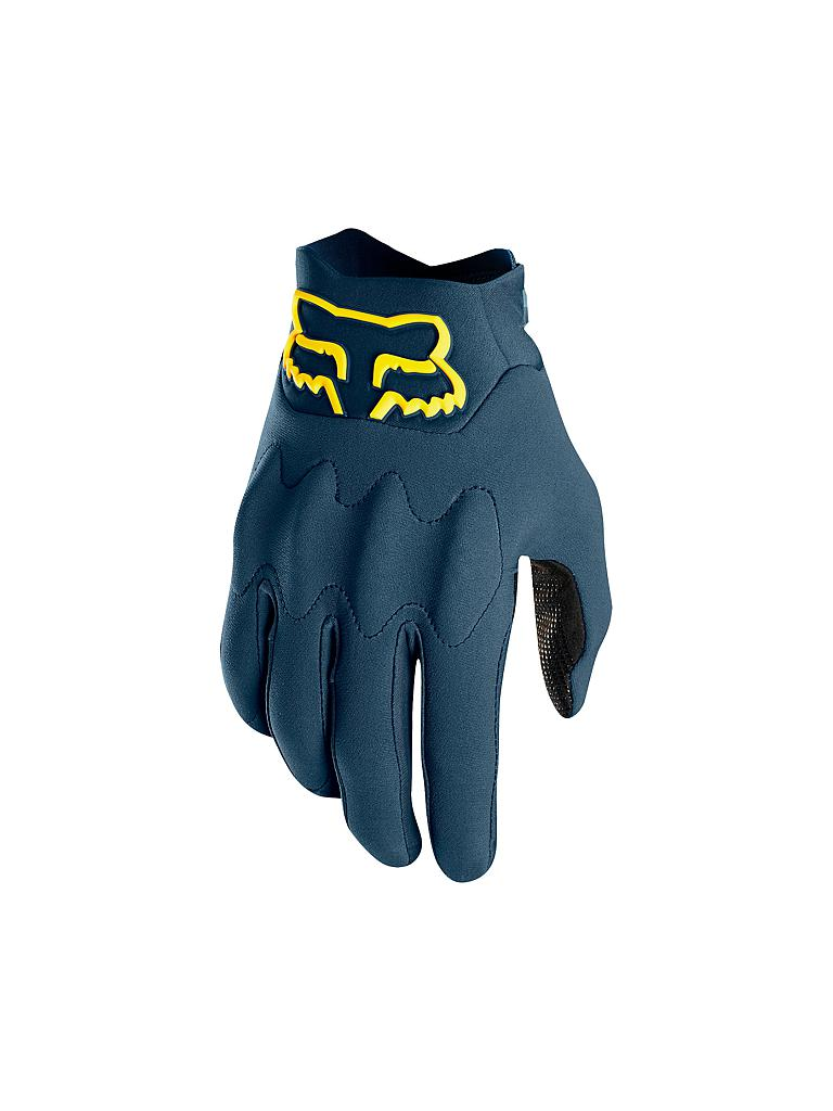 FOX | MTB-Handschuh Attack Fire | blau