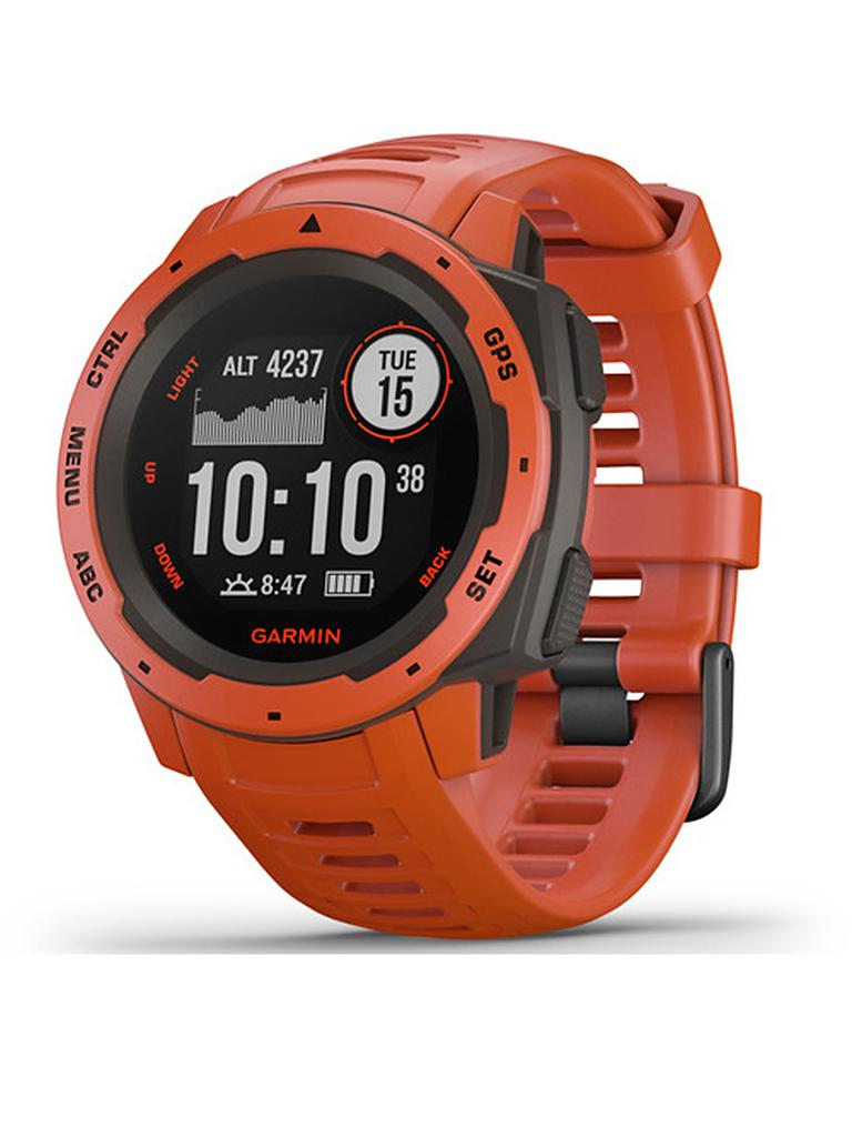 GARMIN | Smartwatch Instinct™ | rot