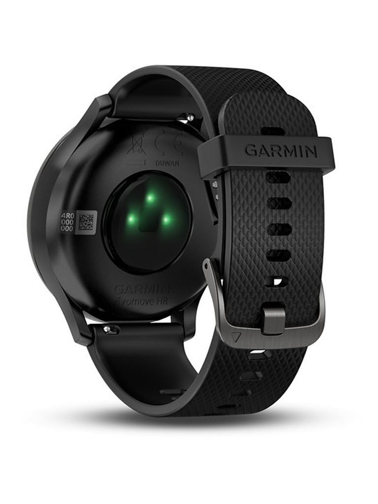 garmin smartwatch vivomove schwarz. Black Bedroom Furniture Sets. Home Design Ideas