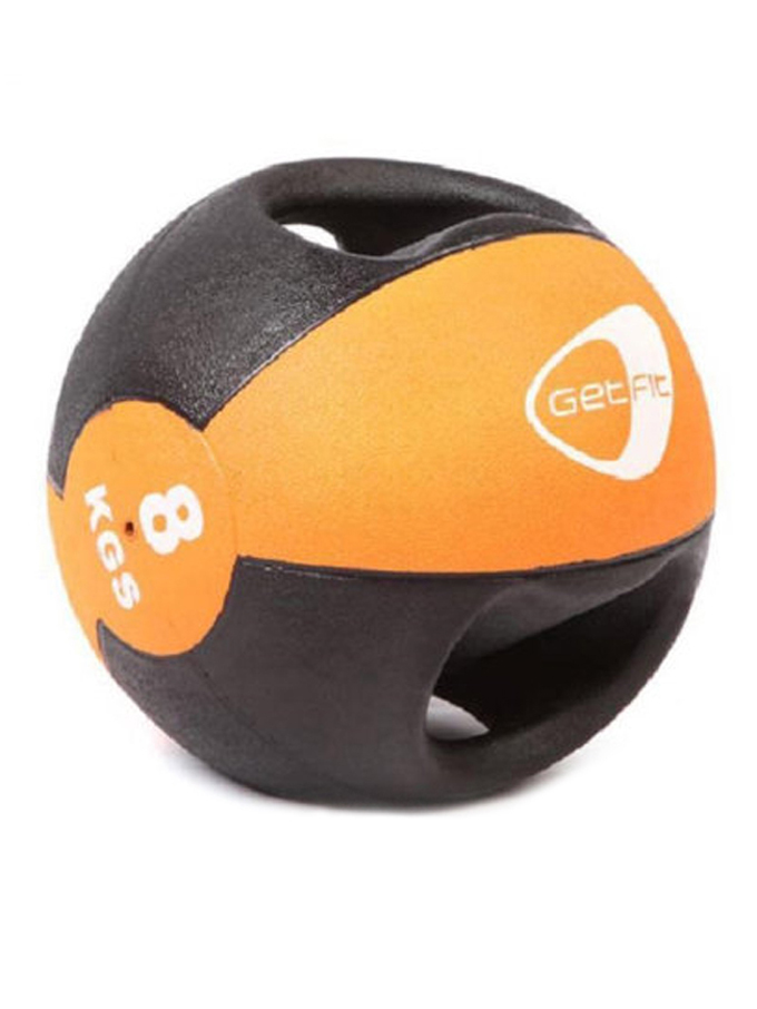 GETFIT | Medizinball 8kg | orange