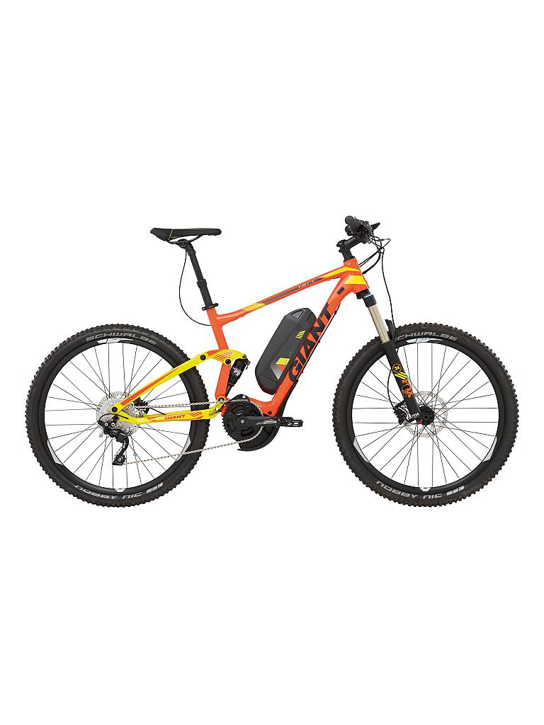 "GIANT | E-Mountainbike 27.5"" Full-E+ 1 LTD 