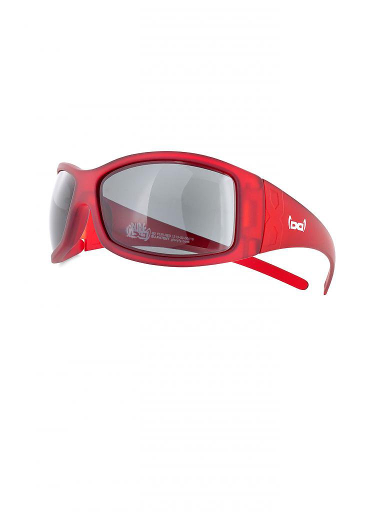 GLORYFY | Sonnenbrille G2 Pure Red | rot