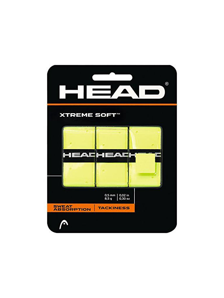 HEAD | Tennis Overgrips Extreme Soft | gelb