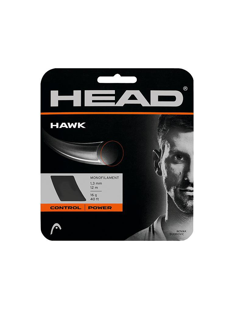 HEAD | Tennissaite Hawk | grau