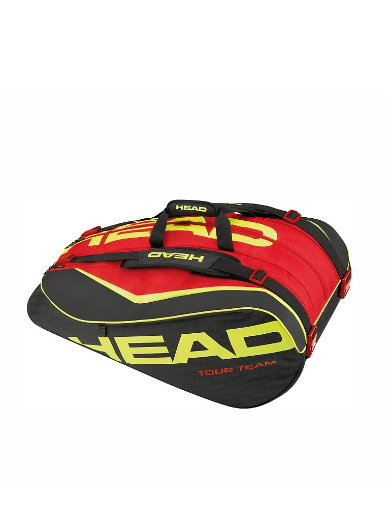 HEAD | Tennistasche Extreme 12R Monstercombi | schwarz