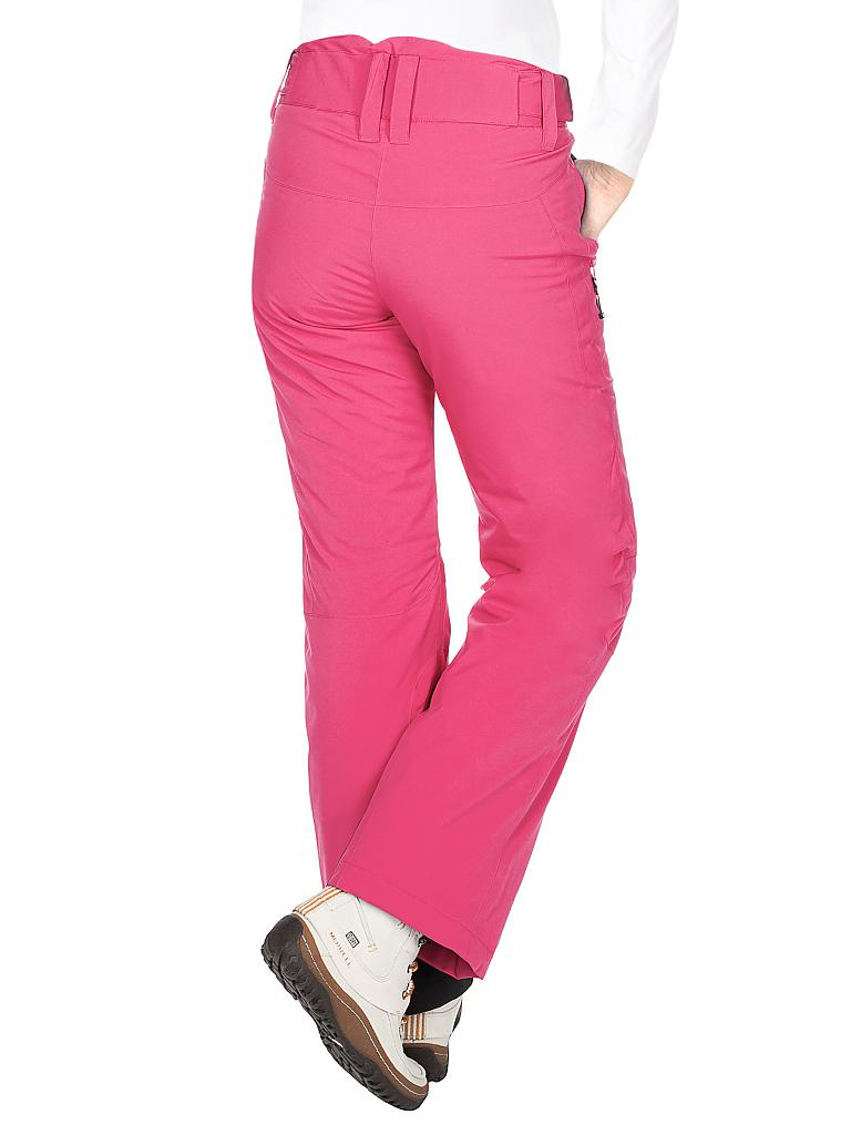 HOT STUFF | Damen Skihose Harper | rosa