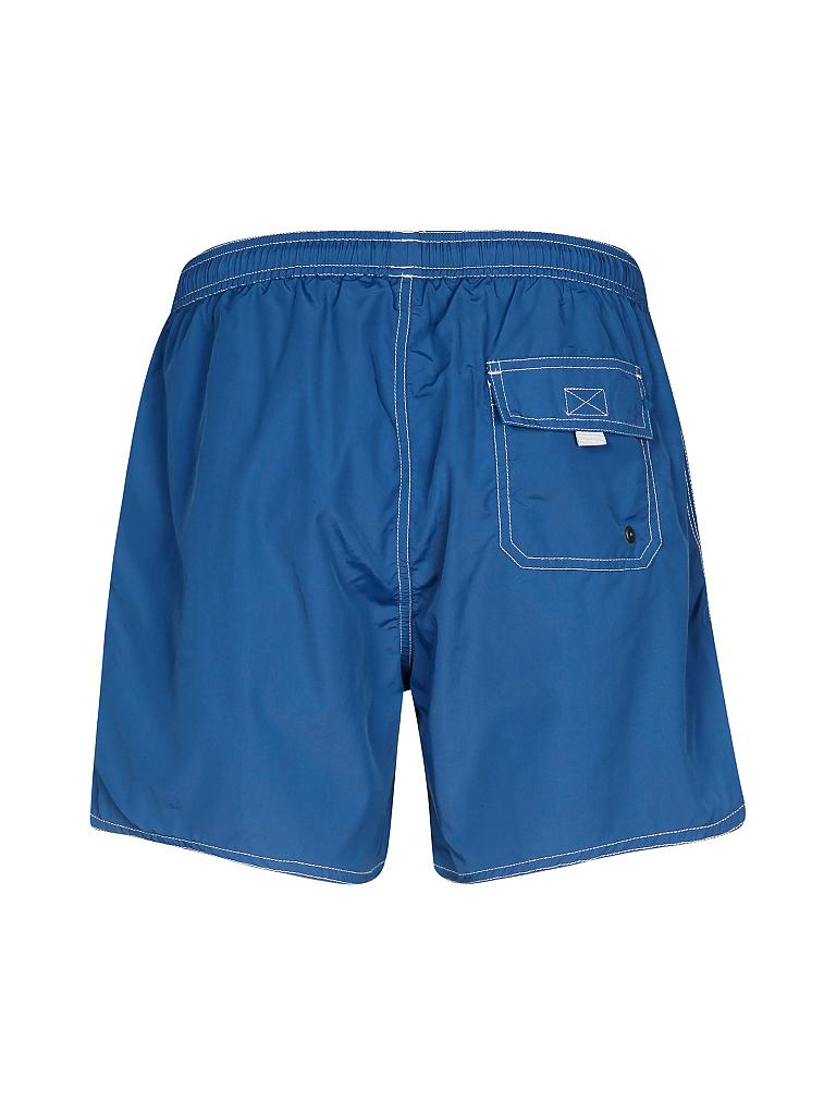 HUGO BOSS | Herren Badeshort Lobster | blau