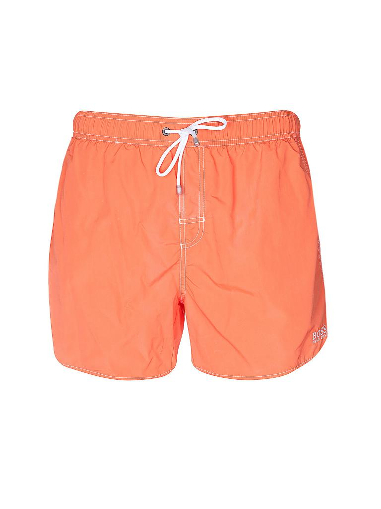 HUGO BOSS | Herren Badeshorts Lobster | orange