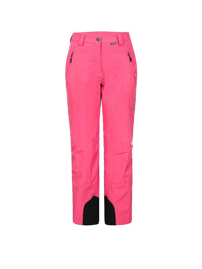 icepeak damen skihose noelia rosa 34. Black Bedroom Furniture Sets. Home Design Ideas