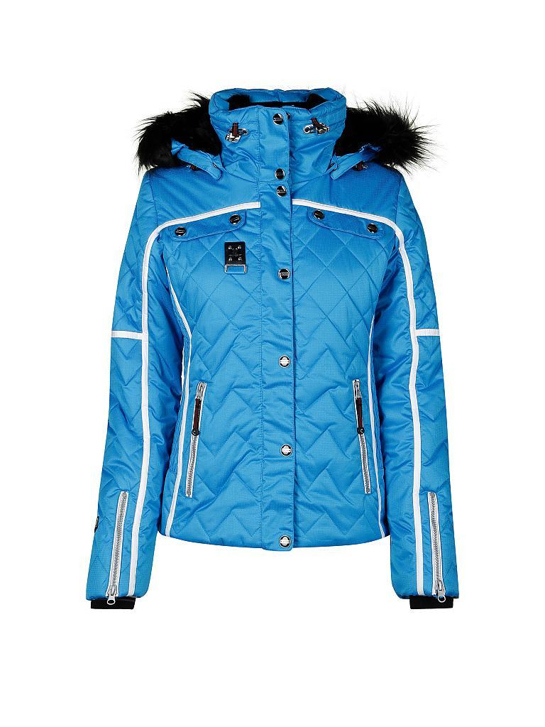Icepeak damen jacke blau