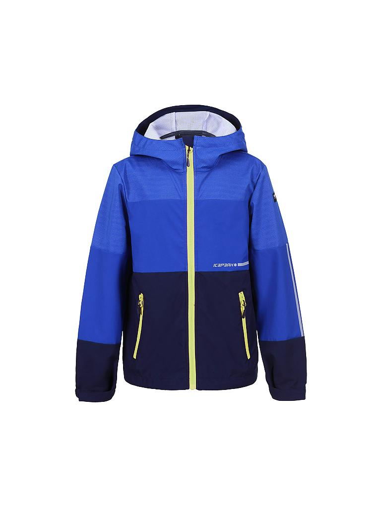 ICEPEAK | Kinder Softshelljacke Timber | blau