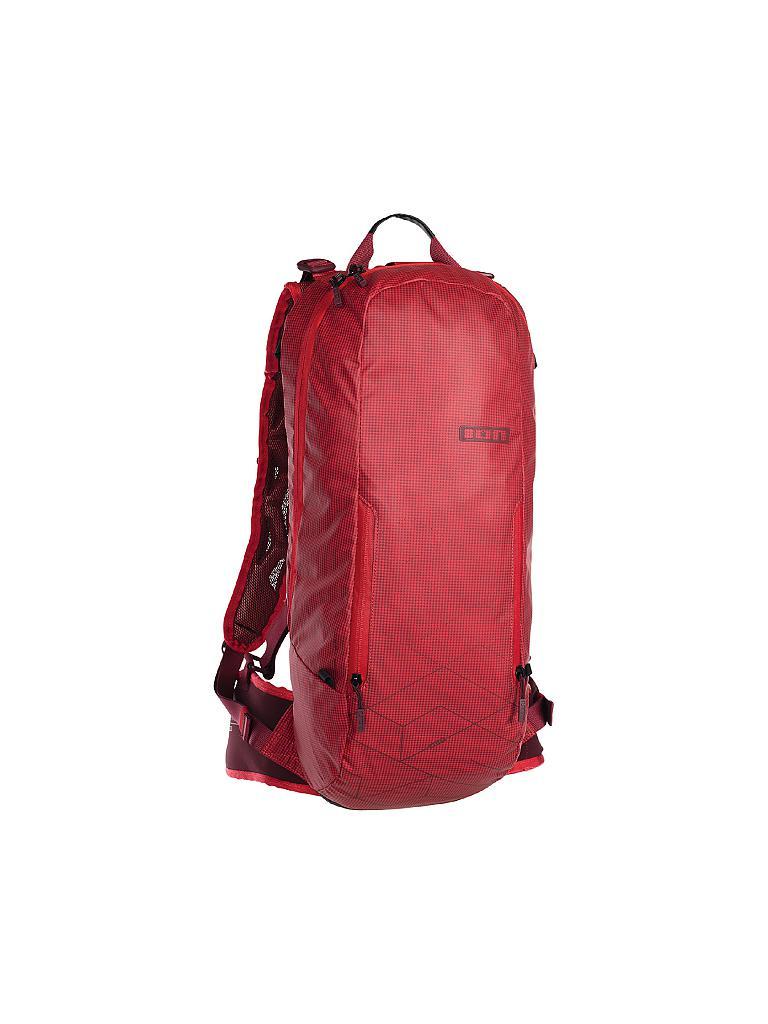 ion fahrrad rucksack backpack rampart 8 rot s m. Black Bedroom Furniture Sets. Home Design Ideas